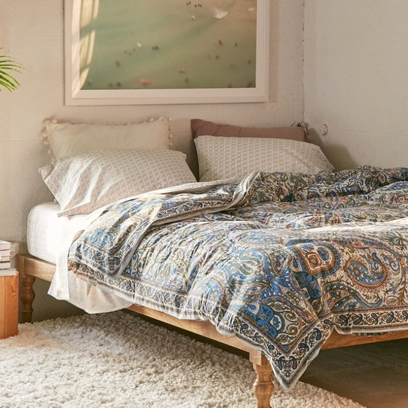 Urban Outfitters Bedding Twin Xl Uo Duvet Cover And Bag Poshmark